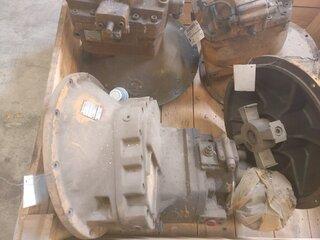 Pompe hydraulique principale pour DRESSER - IH 650