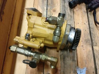 Pompe hydraulique de direction pour CATERPILLAR 972GII