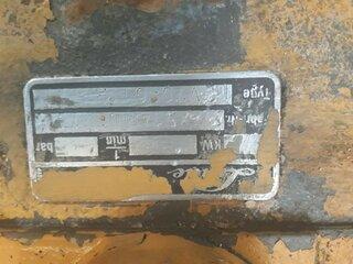 Pompe hydraulique de rotation pour LIEBHERR R954BHD