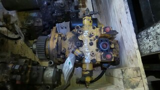 Pompe hydraulique de rotation pour LIEBHERR R954