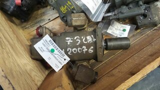 Pompe hydraulique d'avancement pour LIEBHERR PR732B