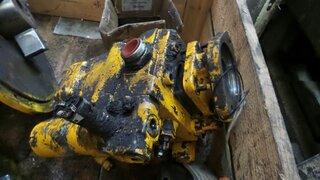 Pompe hydraulique d'avancement pour MECALAC 11CX