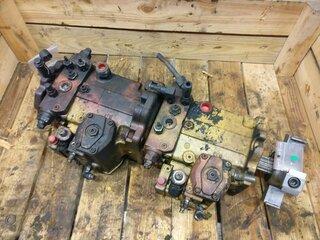 Pompe hydraulique d'avancement pour CATERPILLAR 953D