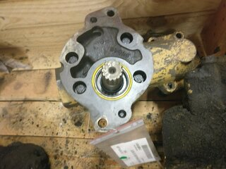 Pompe hydraulique secondaire pour CATERPILLAR 769C