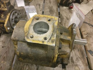 Pompe hydraulique secondaire pour CATERPILLAR 773B