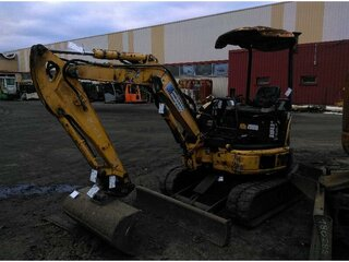Attache rapide pour KOMATSU PC26MR-3