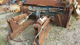 Lame de bulldozer pour CATERPILLAR D4H