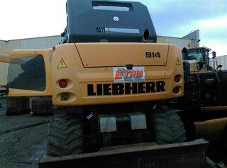 Contrepoids pour LIEBHERR A914