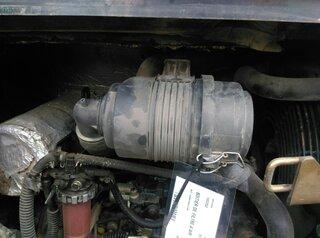 Support de filtre à air pour KOMATSU PC26MR-3