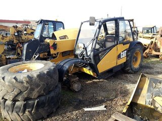 Alternateur pour CATERPILLAR TH220B