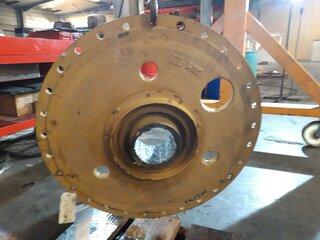 Moyeu de roue pour CATERPILLAR 955K