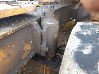 Vérin de blocage de pont pour LIEBHERR A902LI