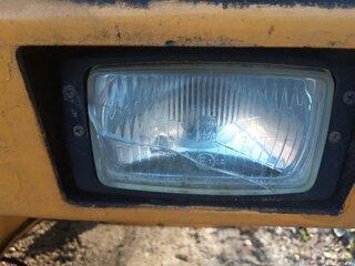 Eclairage pour LIEBHERR A902LI