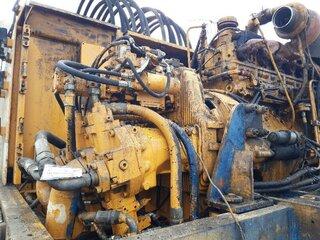 Pompe hydraulique de rotation pour LIEBHERR R974