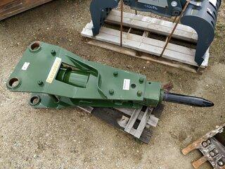 Marteau hydraulique pour EUROTEC HB350