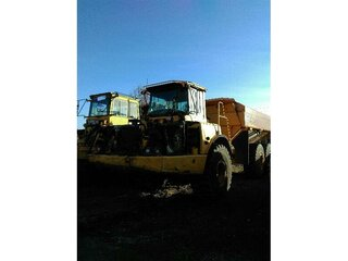 Biellette de direction pour VOLVO A25D