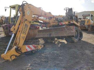 Vérin de blocage de pont pour LIEBHERR A308
