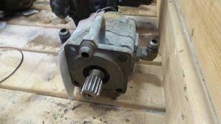 Moteur hydraulique d'avancement pour RICHIER CV415