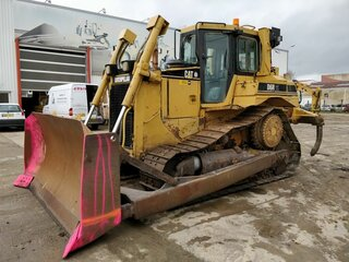 Porte de compartiment pour CATERPILLAR D6RXL