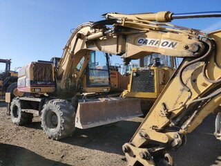 Lame de pelle pour CATERPILLAR M312