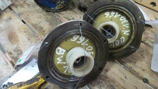 Moteur hydraulique vibration pour BOMAG