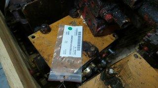 Distributeur hydraulique pour CASE 688PB
