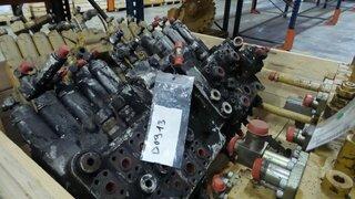 Distributeur hydraulique pour CATERPILLAR 320