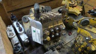 Distributeur hydraulique pour CATERPILLAR 12G