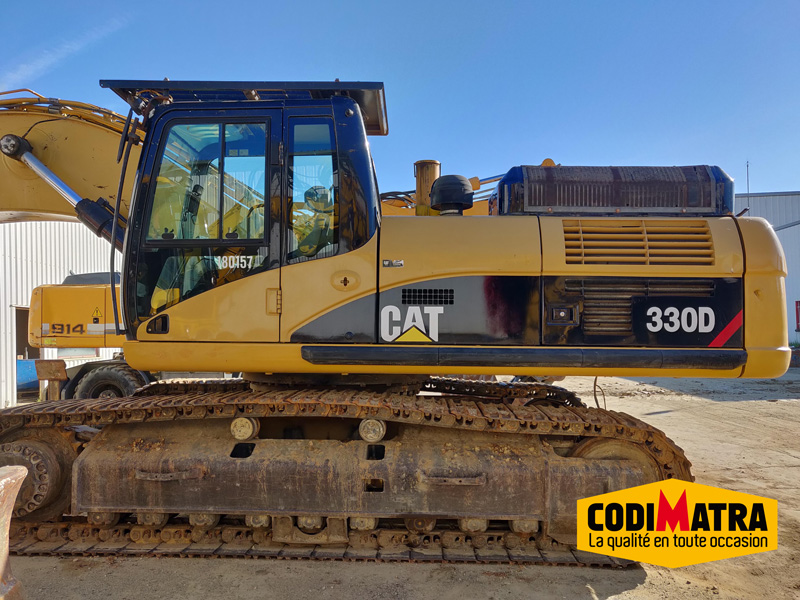330 D Caterpillar d'occasion